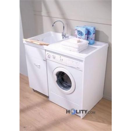 Mobile copri lavatrice h21010 - Mobile lavatrice e lavatoio ...