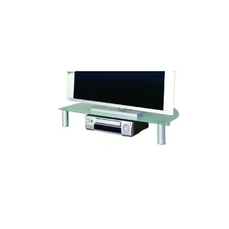 Mobile porta tv con vano in cristallo h12526 - Porta tv plexiglass ...