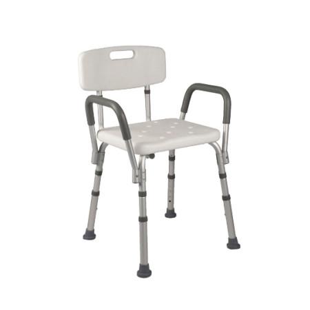 Sedile da doccia per anziani e disabili h23035 - Sedia da bagno per disabili ...
