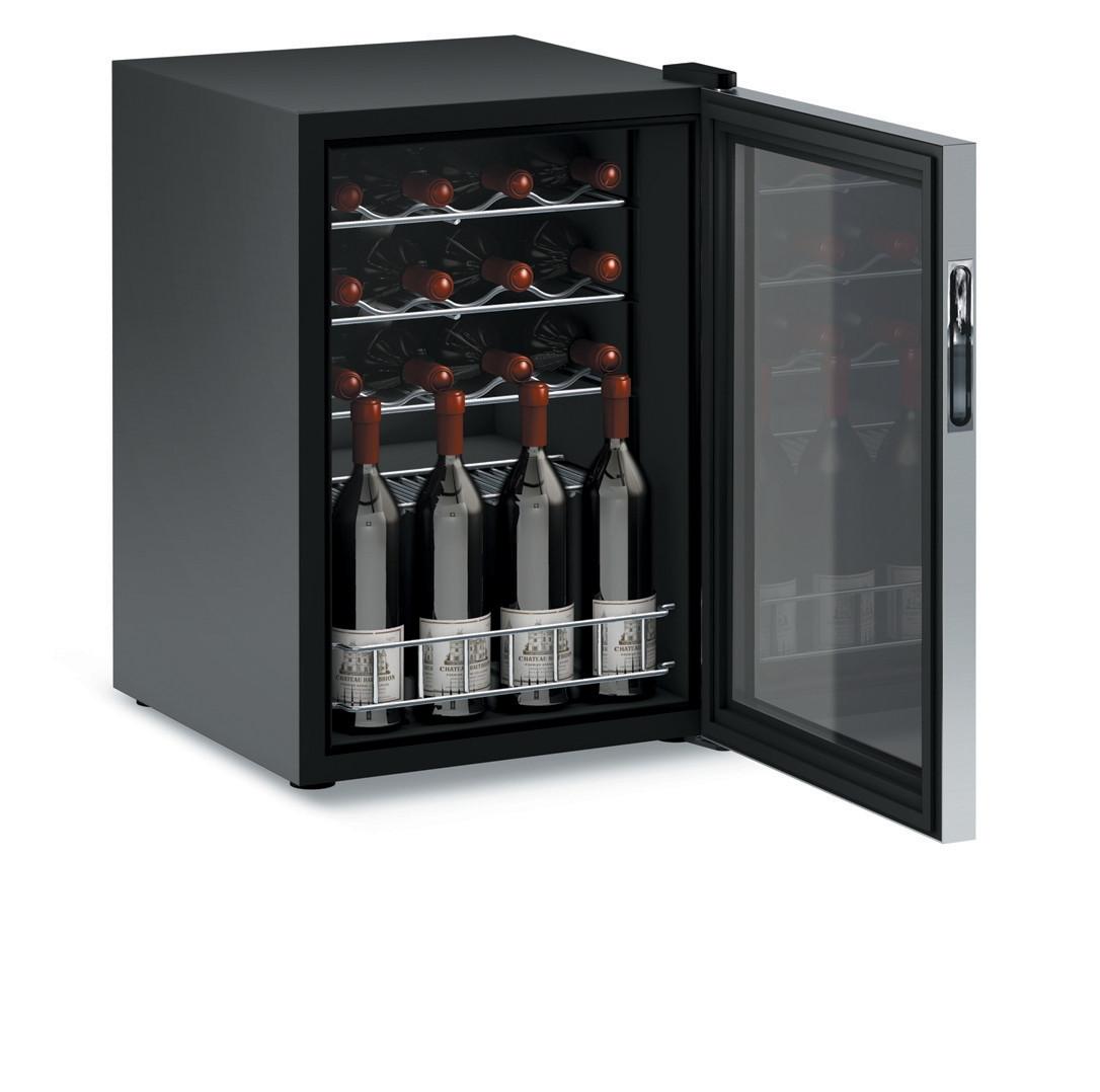 Cantinetta per vini 20 bottiglie h3439 - Cantinetta vini ikea ...