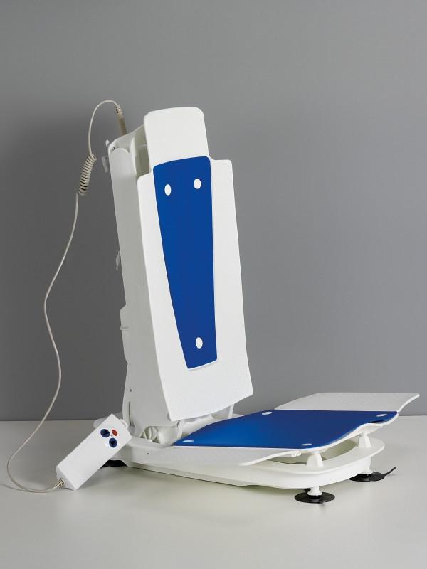 Sollevatore elettrico da vasca h30901 - Bagno elettrico ...