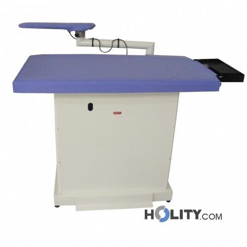 Tavolo da stiro termoaspirante professionale compatto con - Foppapedretti tavolo da stiro ...