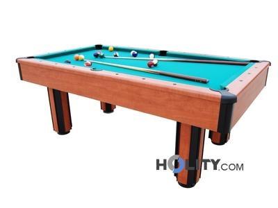 Biliardo trasformabile in tavolo h18716 - Tavolo da biliardo professionale ...
