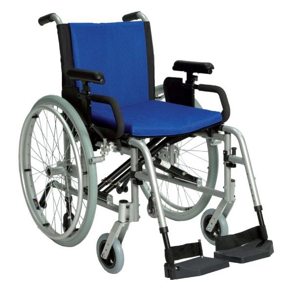 Carrozzina pieghevole per disabili termigea h23019 - Carrozzina per bagno disabili ...