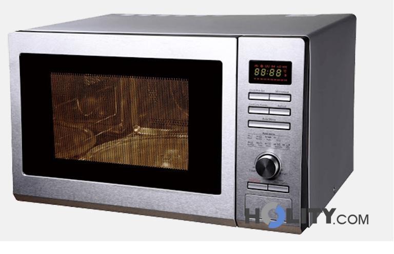 Forno a microonde combinato con funzione grill h18927 - Forno con microonde ...