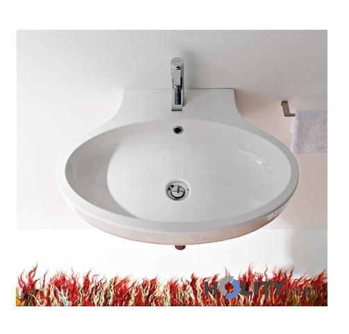lavabo da appoggio planet scarabeo h25707. Black Bedroom Furniture Sets. Home Design Ideas
