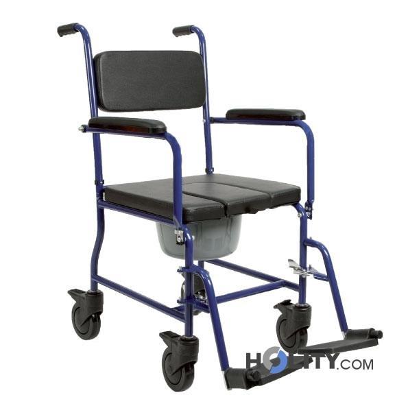 Cerchi sedia da comodo per disabili h23026 - Sedia da bagno per disabili ...