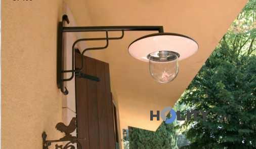 Plafoniere Rustiche Per Esterno : Lampade esterno ferro le migliori idee per la tua design casa