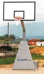 Impianto basket trasportabile h3649