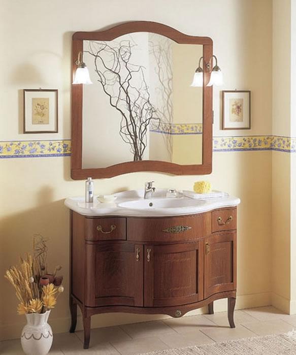 mobili da bagno classico nuovo mondo ~ mobilia la tua casa - Mobili Arredo Bagno Classici Prezzi