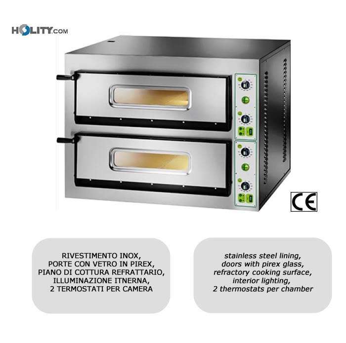 Cerchi forno elettrico per pizzeria h0990 - Forno elettrico per pizze ...