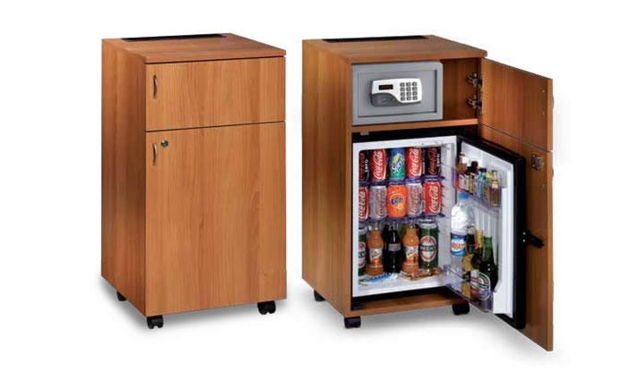 Credenza Con Frigo Bar : Cerchi minibar per hotel a mobile totalmente silenzioso h7656?