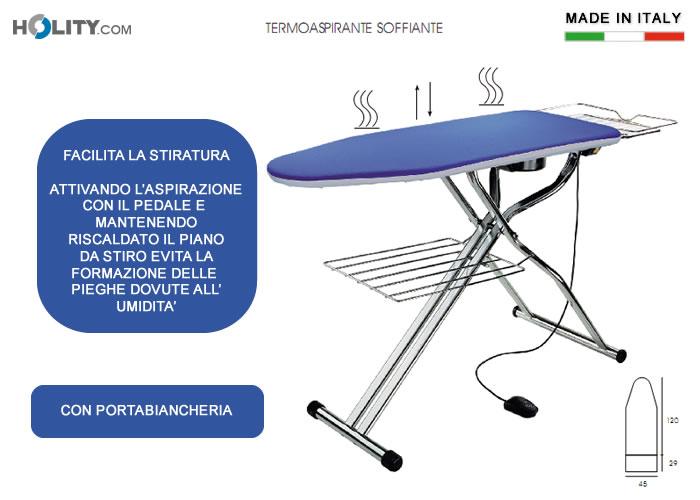 Tavolo da stiro con piano riscaldato h13411 - Foppapedretti tavolo da stiro ...