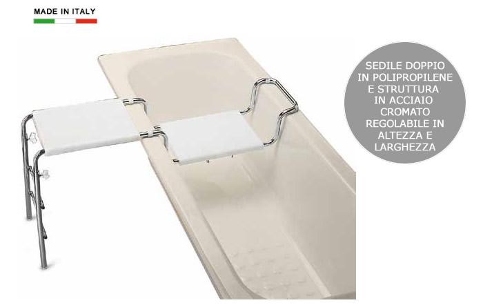 Sgabello per vasca da bagno decorazioni per la casa