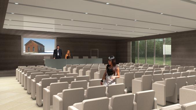 Come scegliere la sedia giusta per la sala conferenze